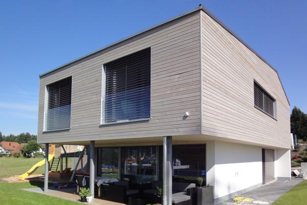 Birrerholz Holzbearbeitung Oberflachenbehandlung Holzfassade